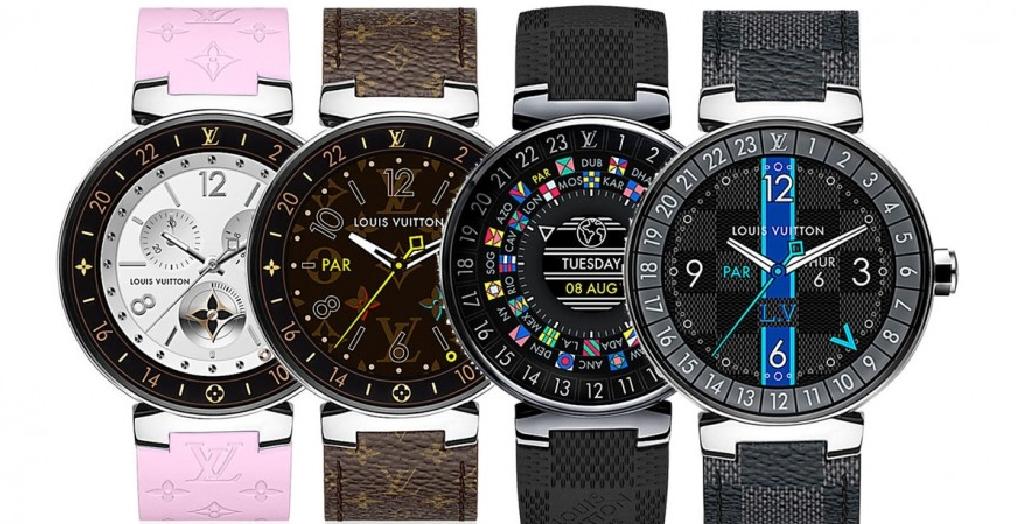路易威登倾力呈献全新Tambour Horizon智能腕表