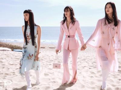 EP发布2018春夏大片——幻梦心園 WU GARDEN