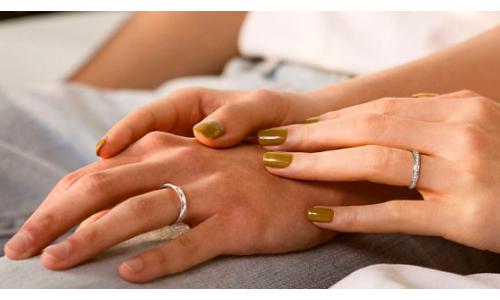 环绕指间的甜蜜,Blue Nile情侣对戒挑选指南